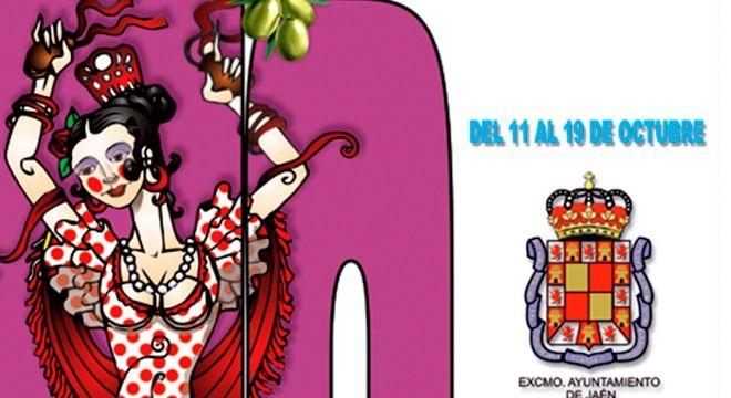 cartel de las fiestas de jaen