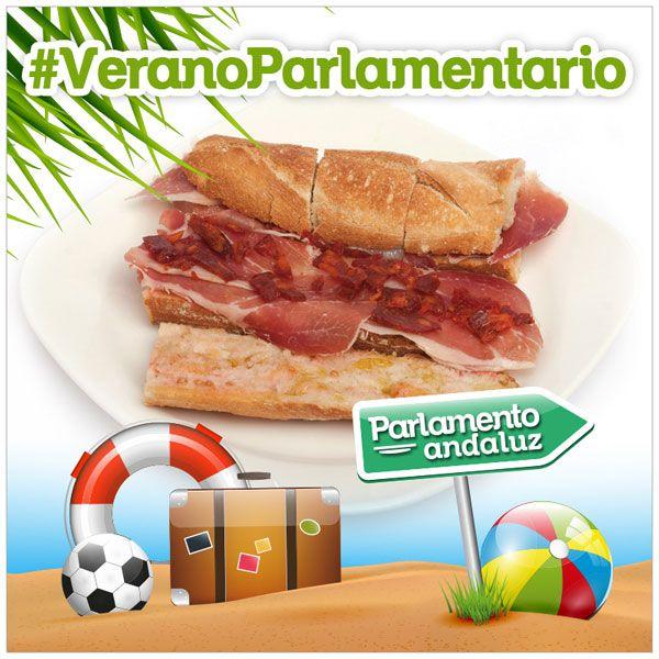 verano parlamentario concurso en cartel con parlamento andaluz