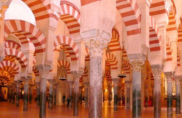 mezquita cordobesa