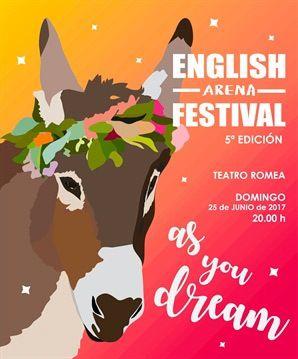 English Arena Festival en el Teatro Romea de Murcia