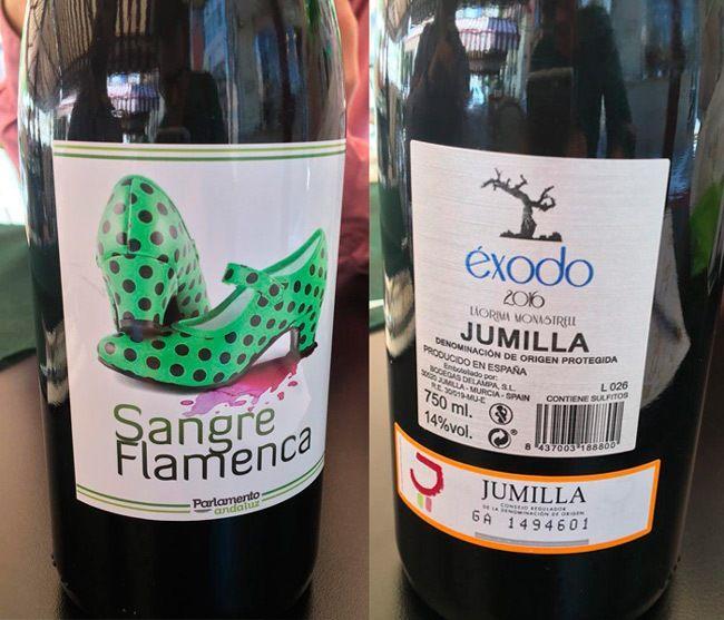 vino Sangre Flamenca denominación de origen Jumilla